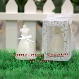 PRINCESS GOWN CANDLE - as low as RM2.30/pc