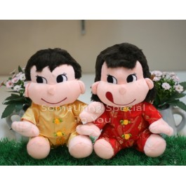 Milky Wedding Doll (1pr)