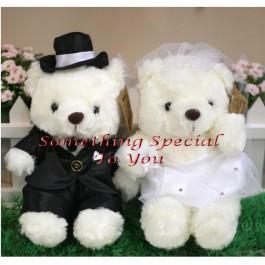 Wedding Bears (Soft Fur)
