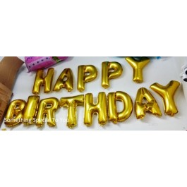 Happy Birthday Letter