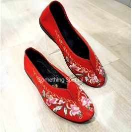 ORIENTAL EMBROIDERY SHOES