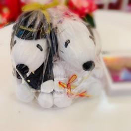 SNOOP-Y WEDDING BEAR