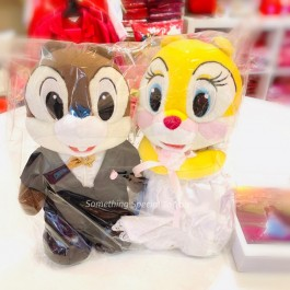 CHIPMUNKS WEDDING BEARS (PREMIUM)