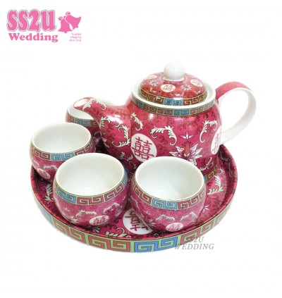 Special Waterlily Teaset