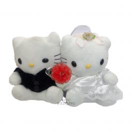 Kitty Wedding Bears