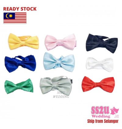 2 Layers Bow Tie Assorted Colours