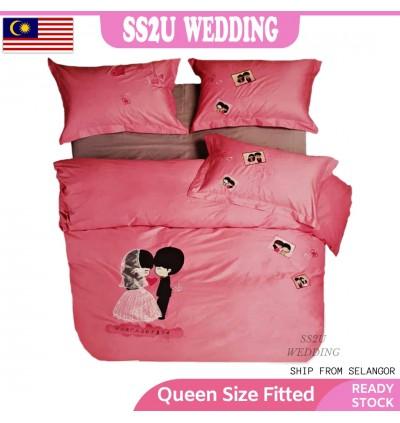 Modern Wedding Bedsheet