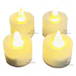 (4Pcs) Led Light Battery Candle