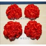 Flowerball & Door Cloth (绣花求门豺)